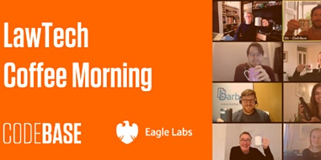 LawTech Coffee Morning tickets