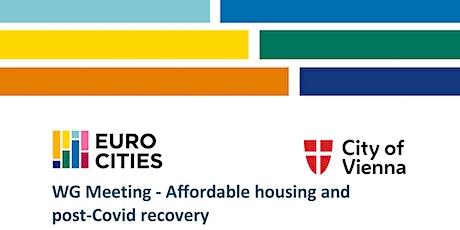WG Housing Meeting - Affordable housing and  post-Covid recovery tickets