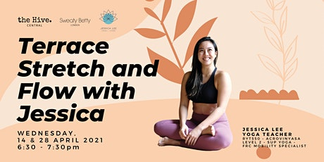 Terrace Stretch and Flow with Jessica tickets