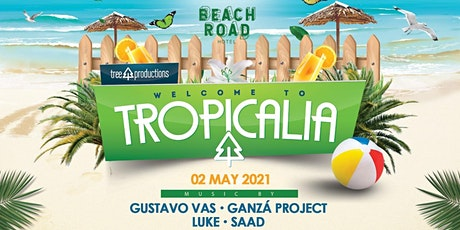 Tropicalia at Beach Road Hotel tickets