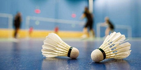 CMS Badminton 15th April tickets
