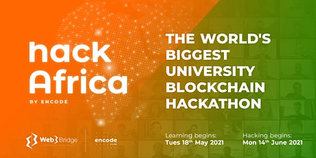 Hack Africa Introduction Event tickets