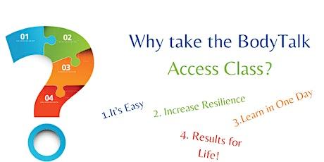 BodyTalk Access Online tickets