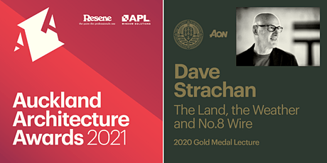 Auckland Architecture Awards & Gold Medal Lecture tickets