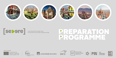 SEVERE: Student Preparation Programme tickets