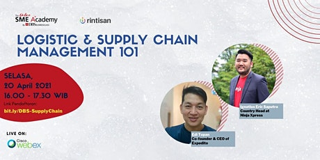 [FREE]Logistic & Supply Chain Management 101 tickets
