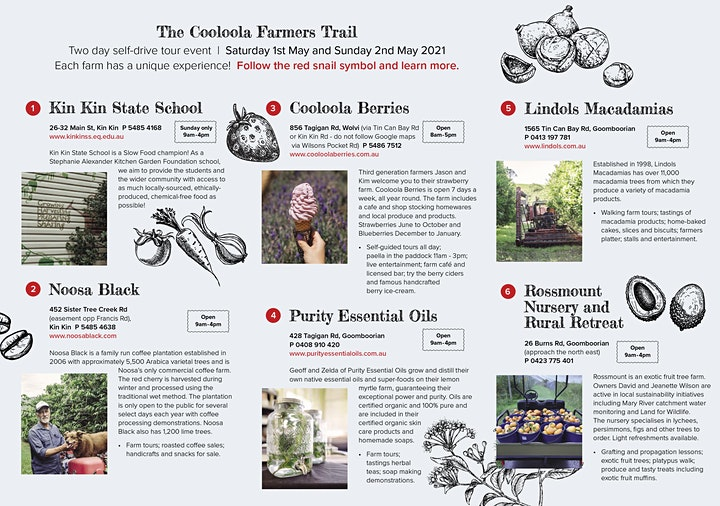 Cooloola Farmers Trail image