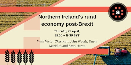 Northern Ireland's rural economy post-Brexit tickets