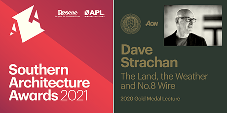 Southern Architecture Awards & Gold Medal Lecture tickets