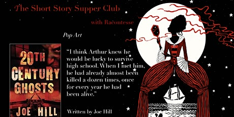 The Short Story Supper Club with Racontesse tickets