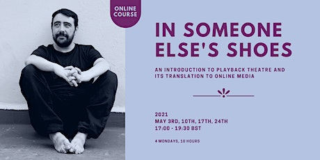 """In Someone Else's Shoes"" Introduction to Playback Theatre tickets"
