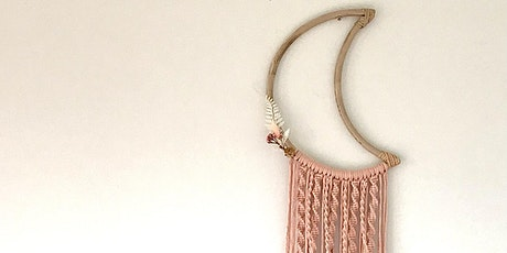 Boho Macrame  Moon tickets