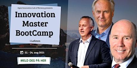 Innovation Master BootCamp i Lofoten 22. – 24. august tickets