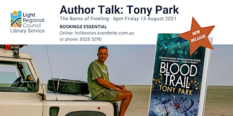 Author Talk and Book Launch: Tony Park tickets