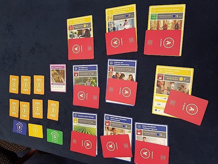 網上 2030 SDGs Game image