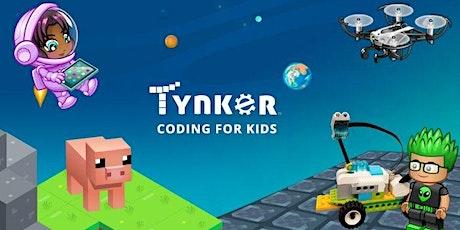 Matthew Pearce P S Program-  Web Development with Adv Tynker(Age-5+) tickets
