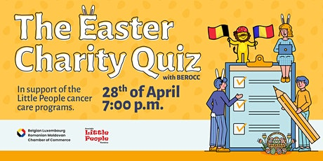 The Easter Charity Quiz tickets