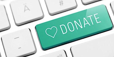 Digital Fundraising Workshops Session 2 - Digital Fundraising Tools tickets
