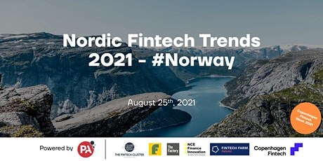 Nordic Fintech Trends 2021 - #Norway tickets