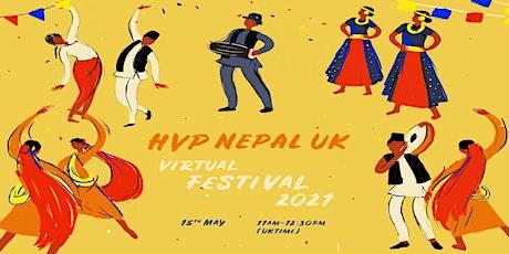 HVPN UK Festival tickets