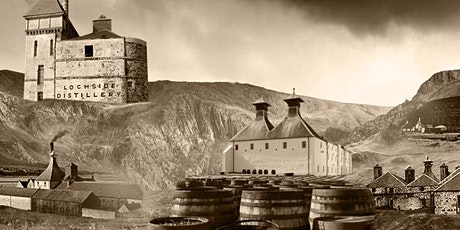Whiskey Stories™: Lost Distilleries of Campbeltown & Comedy (With Home Kit) tickets