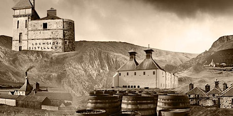 Whiskey Stories™: Campbeltown Whiskies & Comedy (Virtual. W Home Kit) tickets