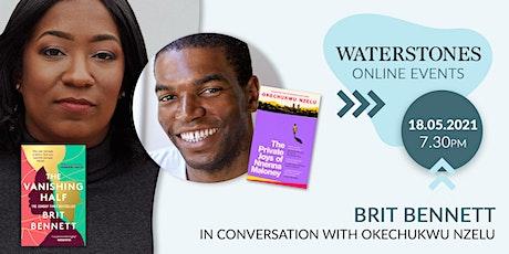 The Vanishing Half: Brit Bennett in conversation with Okechukwu Nzelu tickets