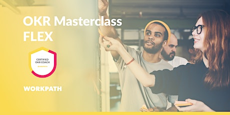 Workpath OKR Masterclass FLEX - 14+15.10 |ENG| (selfstudy + 2x4h Training) Tickets