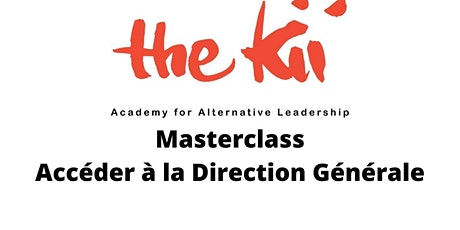 Masterclass : Accéder à la Direction Générale billets