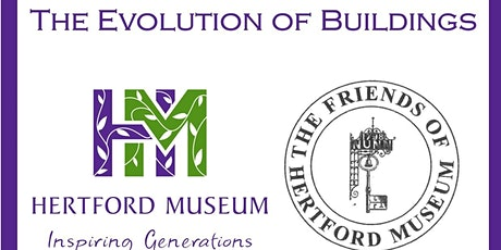 The Evolution of Buildings: An Online Talk by David Kirby biglietti