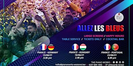 ALLEZ LES BLEUS (Euro 2021) tickets