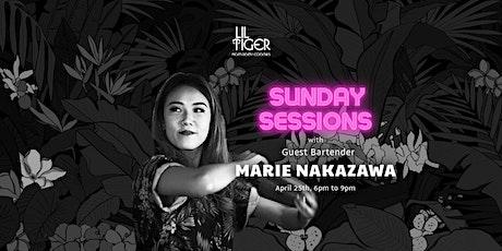 Sunday Sessions: Guest Bartender, Marie Nakazawa tickets