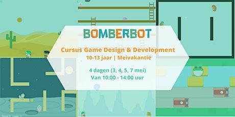 Bomberbot Meivakantie | Game Design & Development | groep 7&8 | 4 dagen tickets