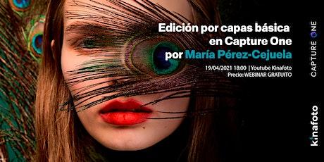 Aprende a editar por capas con María Pérez-Cejuela. Nivel Básico entradas