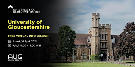 University of Gloucestershire - Virtual Info Session tickets