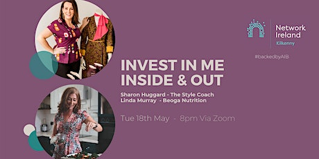 Network Ireland Kilkenny's Invest In Me - Inside & Out tickets