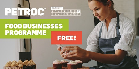 Petroc -  Food Businesses Programme tickets