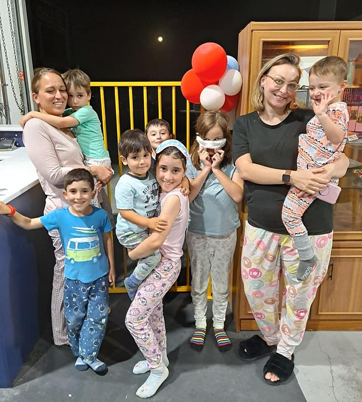 Pyjama and Disco Party at Big Top Playhouse image
