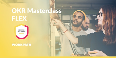 Workpath OKR Masterclass FLEX - 11.+12.11 |ENG|(selfstudy + 2x4h Training) Tickets