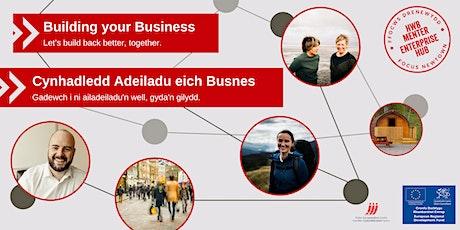 Building Your Business Conference | Cynhadledd Adeiladu eich Busnes tickets