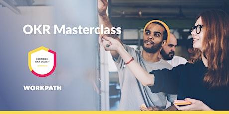 Workpath OKR Masterclass - Remote, 25.& 26.11.21 | DE |(2 Tage) Tickets
