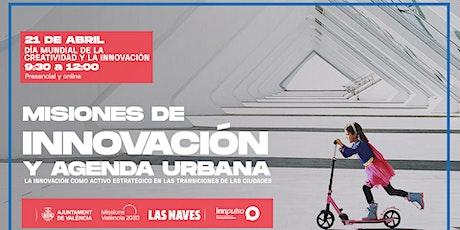 Misiones de Innovación y Agenda Urbana entradas