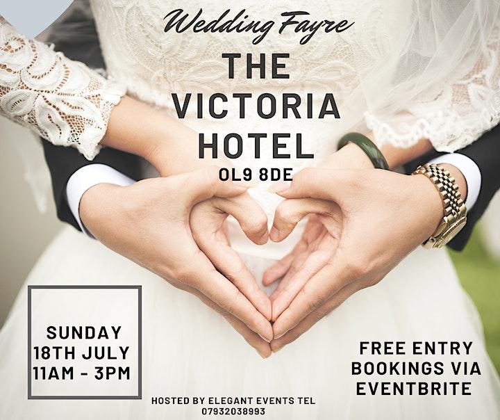 The Victoria Hotel Wedding Fayre image
