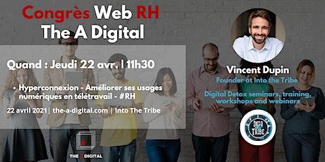 Hyperconnexion - Améliorer ses usages numériques / Digital Detox - #RH billets