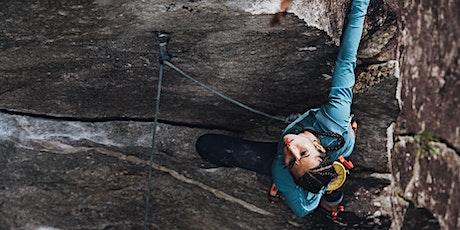 """""""Climbing e libertà"""" con la climber Wafaa Amer biglietti"""