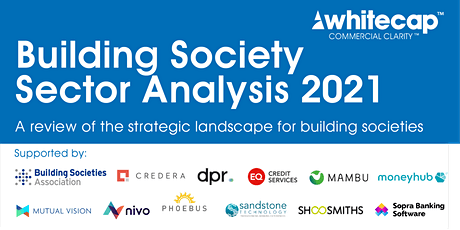 Building Society Sector Analysis 2021 - Launch Webinar tickets