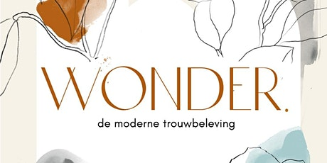 WONDER tickets