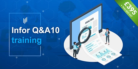 Infor Q&A 10 training — Learn to build reports in Q&A using SunSystems data tickets