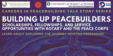 Building Up Peacebuilders tickets