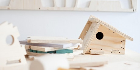 Becontree Forever | CNC Cut A Birdhouse tickets